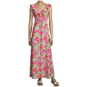 Lilly 'Samantha' maxi dress- Southern Elegance